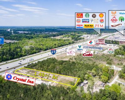 1.48-Ac Land For Sale-Hwy 59