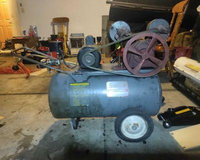 Speedaire dayton motor air compressor