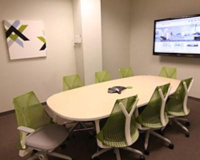 Private Meeting Room for 8 at Access Office Business Center