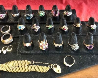 Estate Sale with Antiques & Jewelry