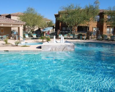 NEW! RARE MARCH OPENING: Top rated Scottsdale Condo with 3 Pools, Gyms, Trails - North Scottsdale