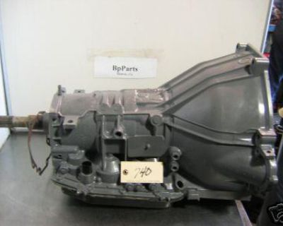 Ford 4r70w/aode Remanufactured Performance Transmission (rebuilt) 1998-2002 #740