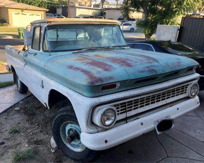 1963 Chevrolet K-10
