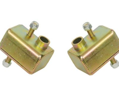1979-1983 & 1993 Ford Mustang Moroso Motor Mounts Solid