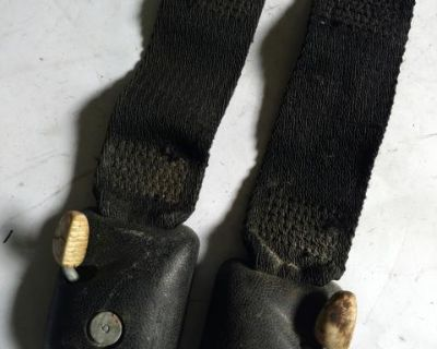 Seat belt parts available
