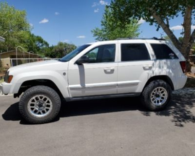 2005 Jeep Grand Cherokee Mid-travel Prerunner