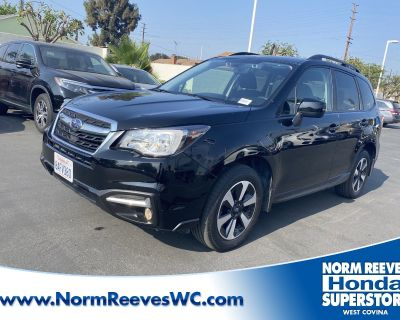 Pre-Owned 2018 Subaru Forester AWD Sport Utility