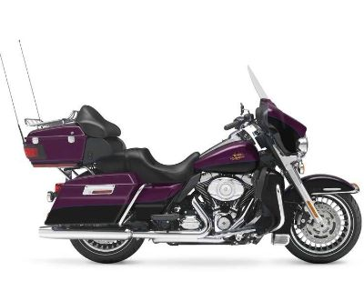 2011 Harley-Davidson Electra Glide Ultra Limited Touring Green River, WY