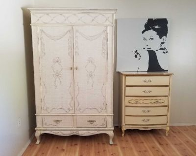 Closets, couches, dressers, Oh My! Moving sale