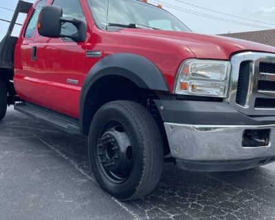 2007 Ford Super Duty F-450 Chassis Cab XL