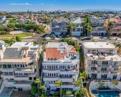 5 Story Home | Sauna | Jacuzzi |Game Room | Marina & Beach Views - Westchester