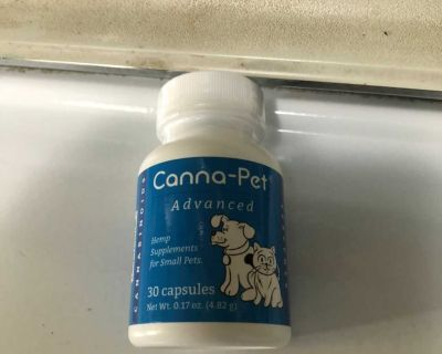 Hemp Pills for Small Dogs/Cats