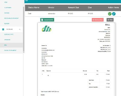 Free Invoice Generator Software for SMEs