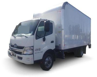 2017 HINO 155 Box Trucks, Cargo Vans Truck