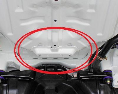 WTB - Every rear suspension & subframe bolt + brake shields + rear subframe mount