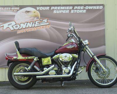 2003 Harley-Davidson FXDWG Dyna Wide Glide Cruiser Guilderland, NY