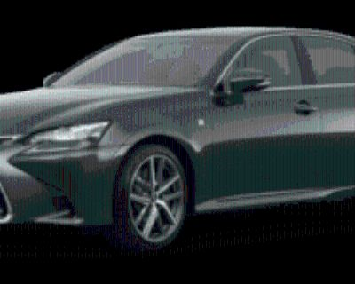 2018 Lexus GS GS 350 F Sport
