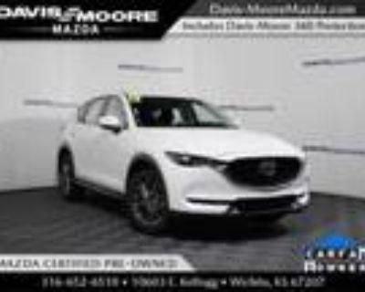 2018 Mazda CX-5 White, 4K miles