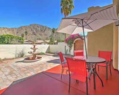 765868: 3BR Desert Abode w/ Courtyard & Mtn Views! - La Quinta Cove