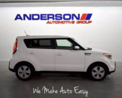 2015 Kia Soul Base Automatic