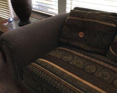 10 Piece Livingroom/Den Furniture $1300
