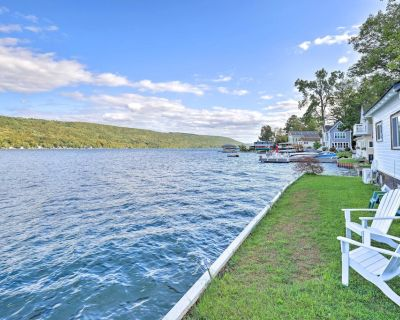 NEW! Sunny Finger Lakes Escape w/ Deck & Views! - Pulteney