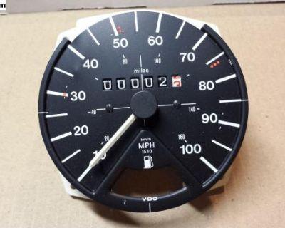 MK1 76 77 78 Rabbit Golf NOS Rebuilt Speedometer