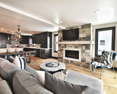 Newly Built Home in Old Town - two Minute Walk to Main Street - Perfect for Families! - Downtown Park City