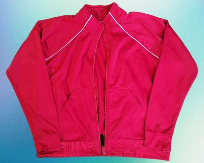 Ray&Josh 2X Red Jacket Used.