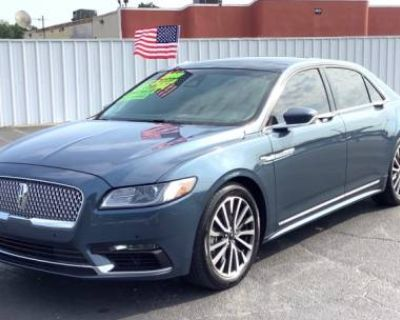2019 Lincoln Continental Select