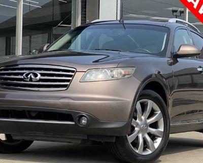 2006 INFINITI FX FX35