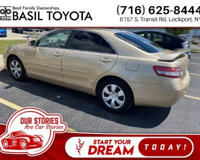 Pre-Owned 2011 Toyota Camry LE FWD 4D Sedan