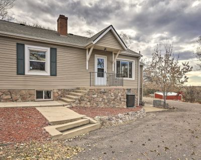 NEW! Arvada Home w/ Mtn Views - 1 Mi to Old Town! - Lamar Heights Area