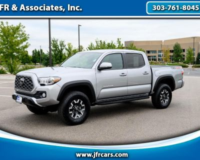 Used 2020 Toyota Tacoma 4WD TRD Offroad