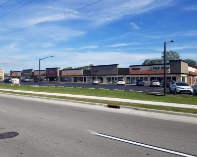 Hales Corners Shopping Center