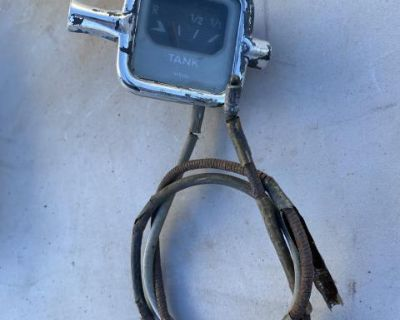 66 dated fuel gauge for parts #1