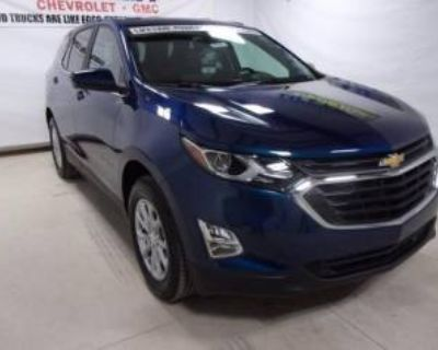 2021 Chevrolet Equinox LT with 1LT AWD