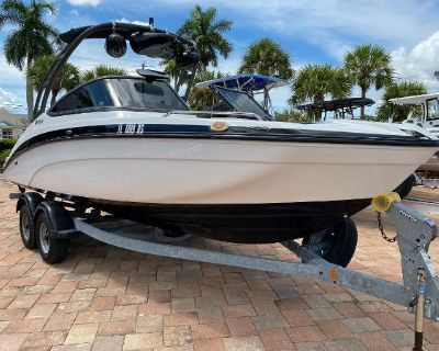 2018 Yamaha Boats AR 210