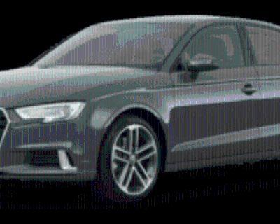 2019 Audi A3 Premium 40 Sedan FWD