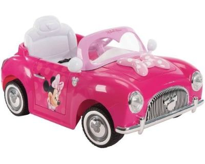 Minnie Mouse Power Wheels Convertable