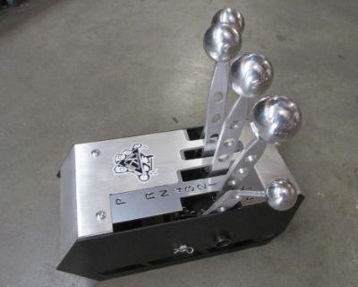 Kilduff Giga Lightning Rod Shifter With Chrome Knobs