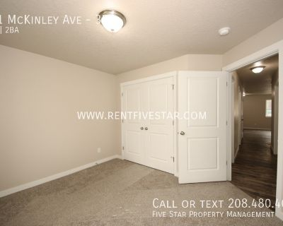 New Construction Built In 2019! These apartments have it ALL plus some more. Brand NEW carpet in bedrooms, stunning LVP flooring, custom cabinetry in kitchen and bathrooms, beautiful white quartz countertops, and fully painted in a complimentary tone thro