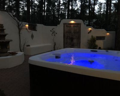 Great outdoor space with all the comforts of home - Ruidoso