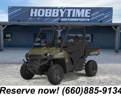 2021 Polaris Ranger 570 Full-Size Utility SxS Bolivar, MO