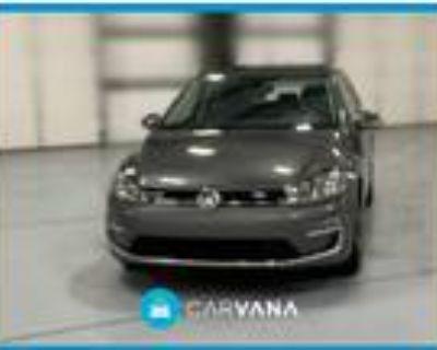 2017 Volkswagen e-Golf Gray, 6K miles