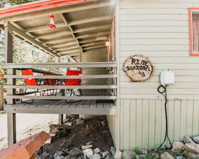 Pine Squirrel: Cute 1 bedroom in the Upper Canyon! - Ruidoso