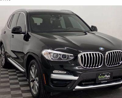 2019 BMW X3 30i