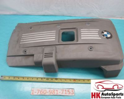 Bmw E85 E90 325i Z4 Engine Ignition Coil Cover Gray Rwd At 3.0l 11127531324 2006