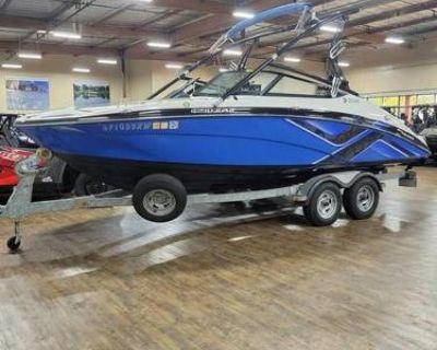 2014 Yamaha Boats 212X WITH GALVANIZED TRAILER