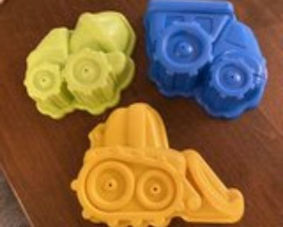 Vehicle Sand Molds